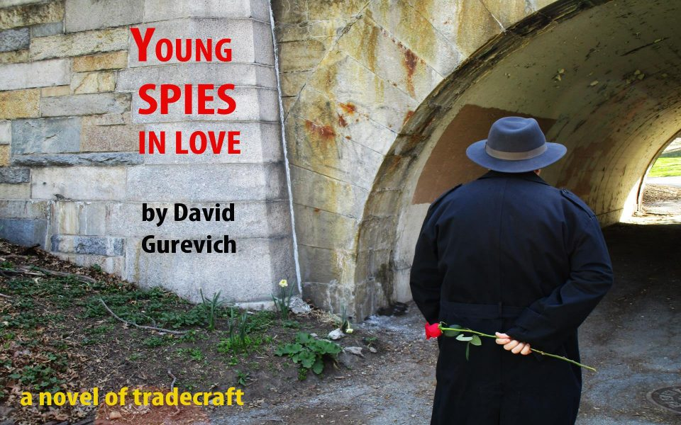 YOUNG SPIES IN LOVE Status: Neonatal